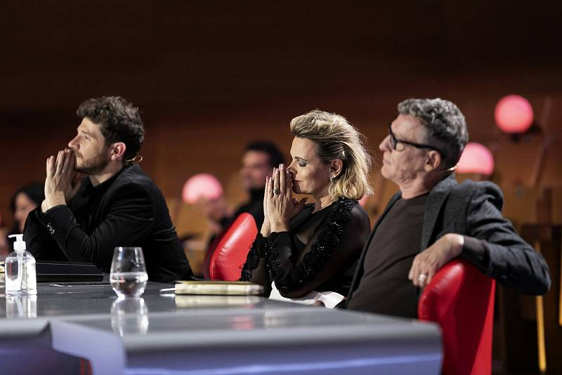 Andrés Salado, Ainhoa Arteta y Nacho Duato, jurado de 'Prodigios'