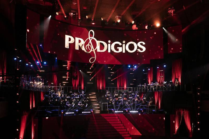 El auditorio de Valladolid ha acogido una nueva temporada de 'Prodigios'