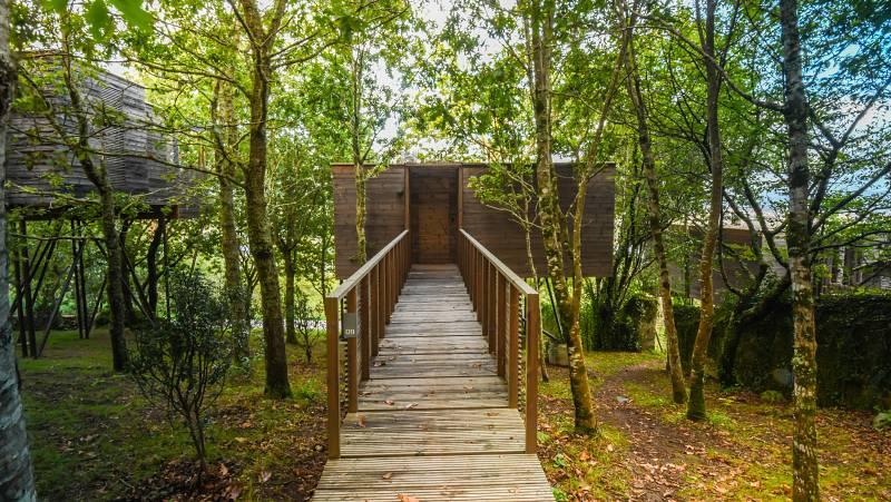 Cabanas de Albeida. Premio de arquitectura 2020