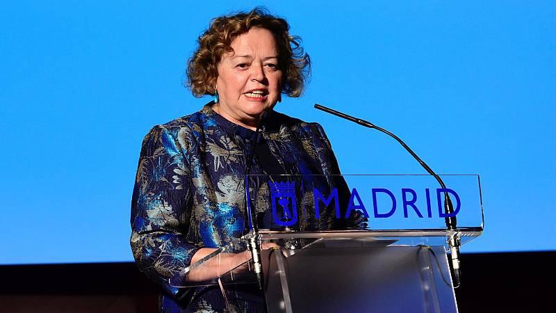 Rosa Menéndez, presidenta del Consejo Superior de Investigaciones Científicas