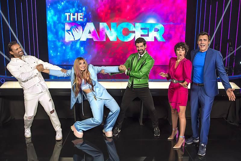 Capitanes y jurado listos para 'The Dancer'