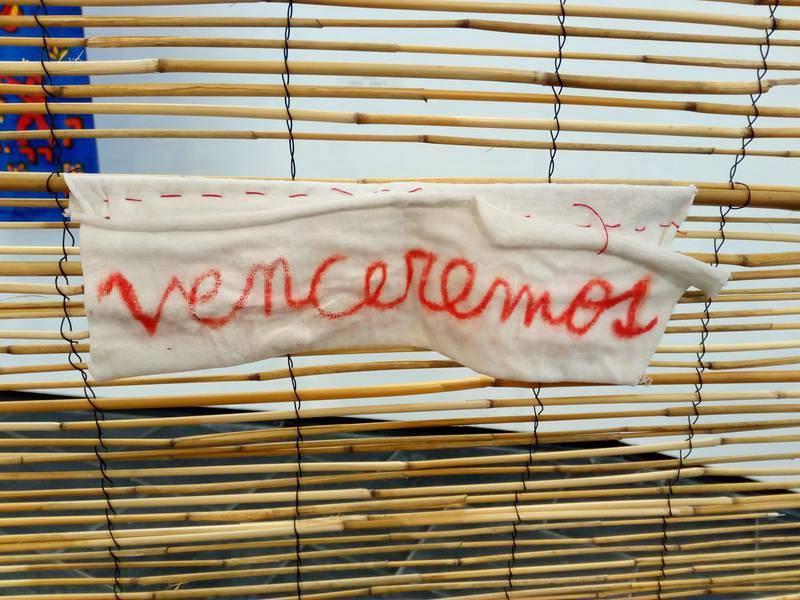La Ruca Abstracta (O Los Ojos de Allende) (1974-2021)