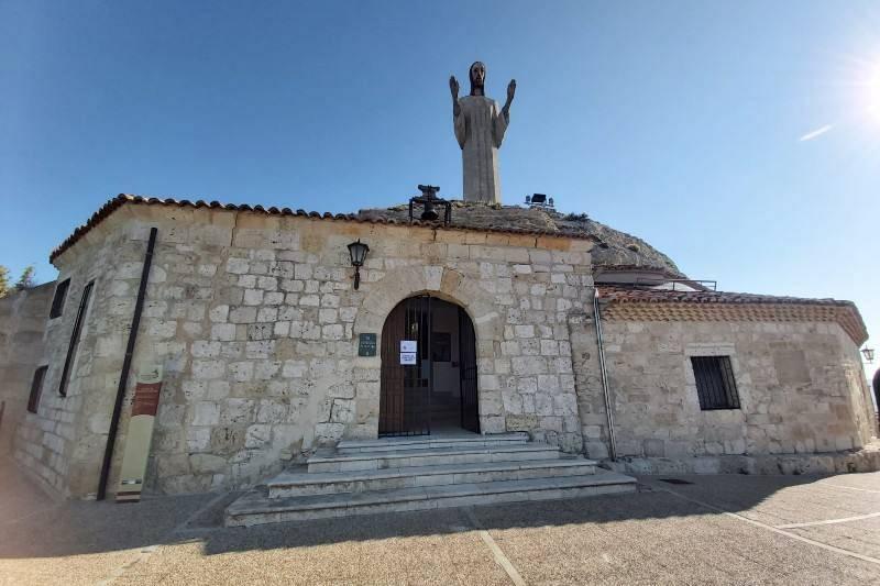 Cristo del Otero y Centro de Interpretación de Victorio Macho.