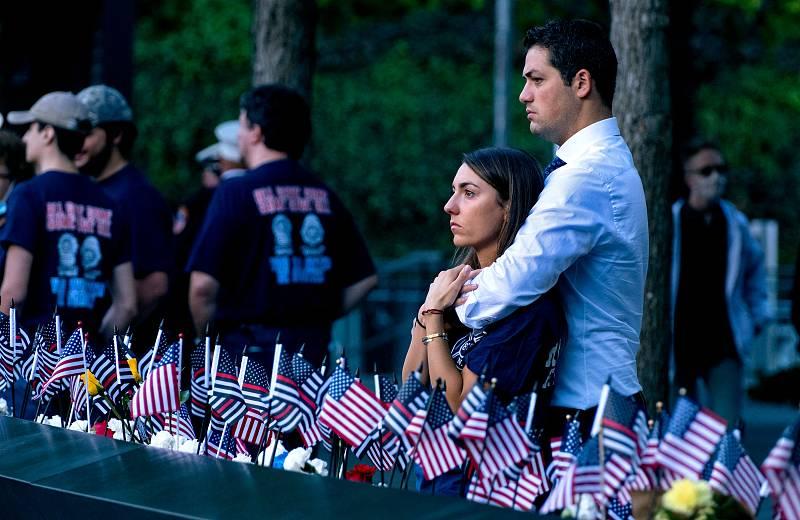 El duro recuerdo de la pérdida de un padre el 11-S