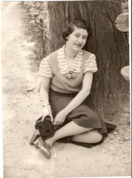Josefina Carabias, 1934