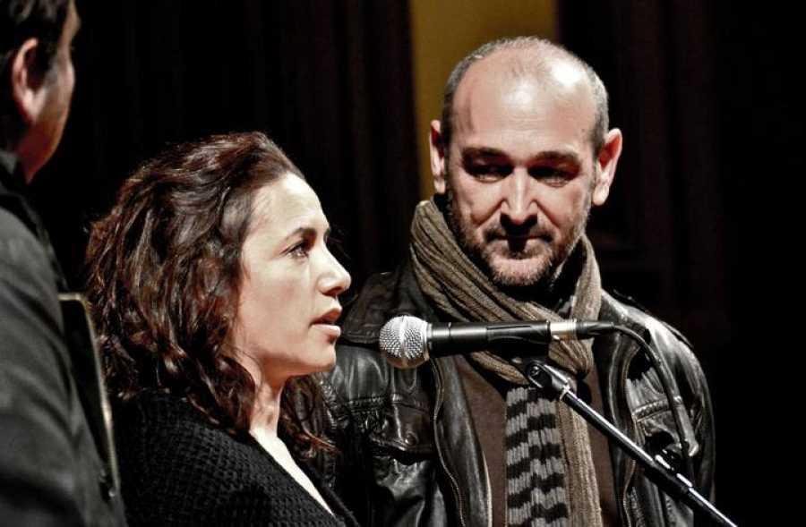 Eva Yerbabuena y José Sánchez-Montes llevan muchos años trabajando juntos en espectáculos de la bailaora