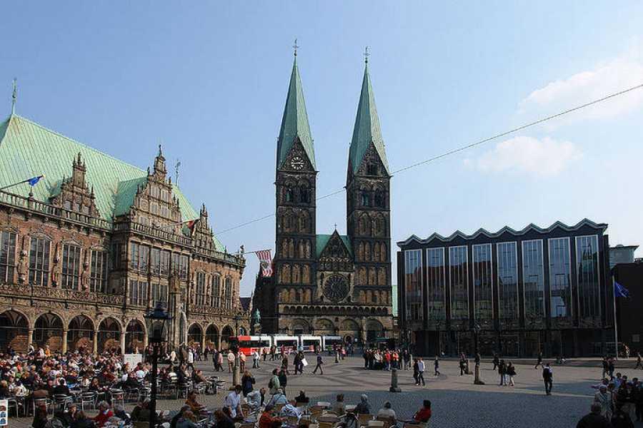 Ayuntamiento y catedral