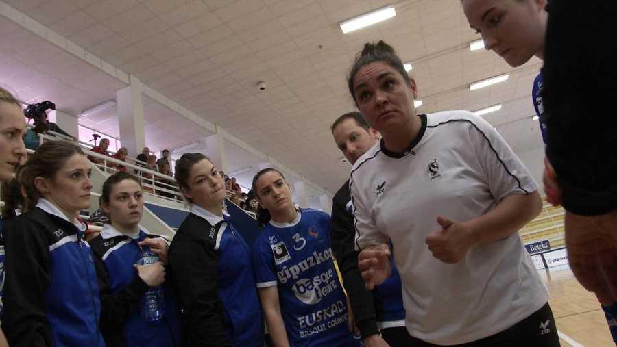 Montse Puche. Una de las mejores jugadoras del balonmano español