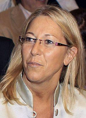 Neus Munté, vicepresidenta de la Generalitat catalana, portavoz y consejera de Bienestar Social.