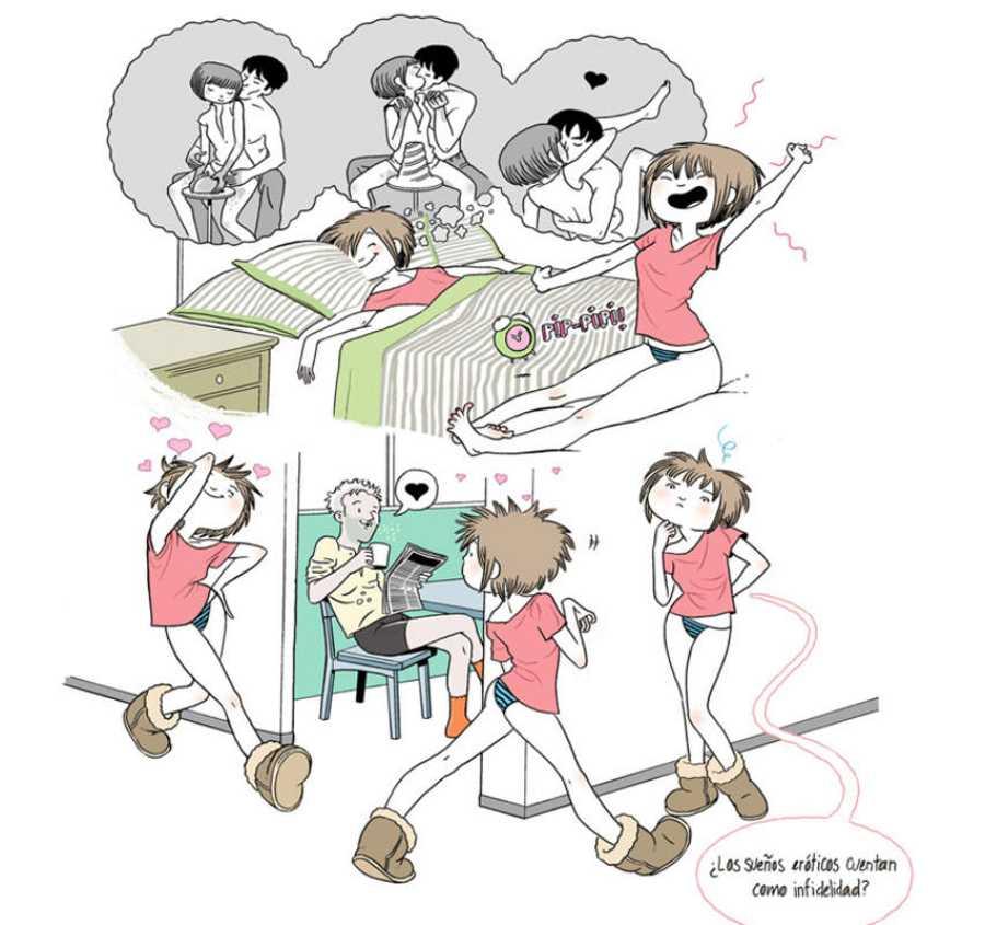 Página de 'Lola', de Alejandra Lunik