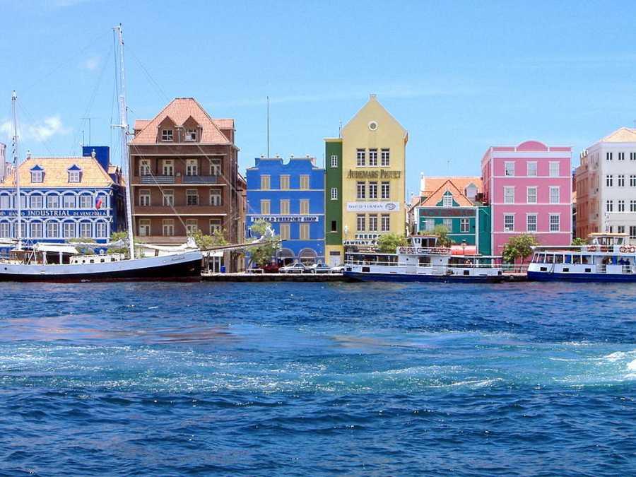 Puerto de Willemstad