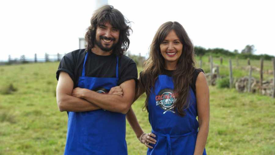 Tania Muñoz y Mirko Gardella