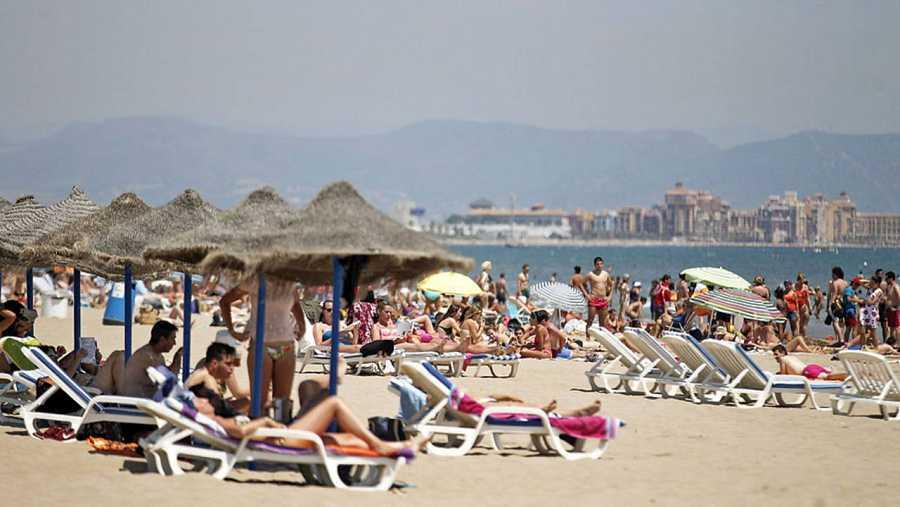 Se espera un excelente año de turismo en España