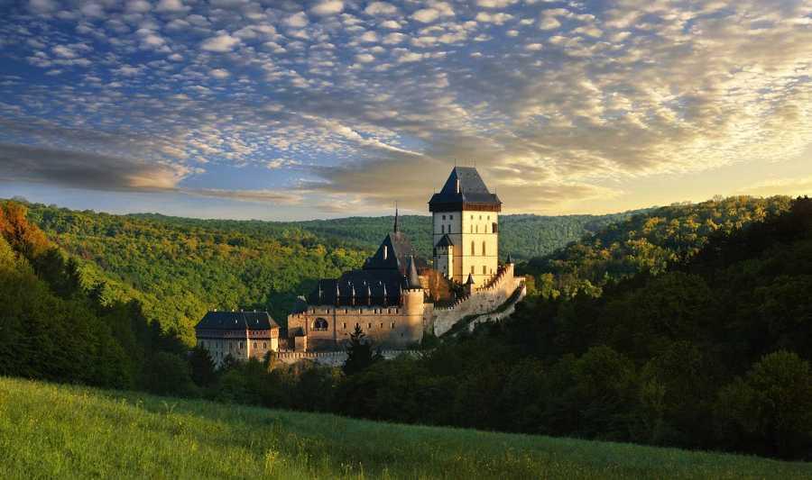 Castillo de Karlstejn. Foto: (c) Ladislav Renner