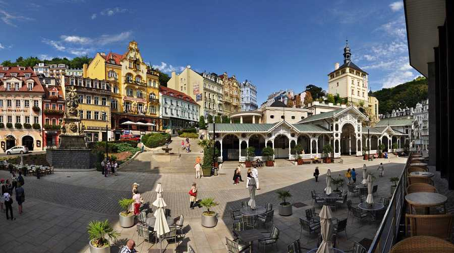Karlovy Vary. Foto: (c) Ladislav Renner