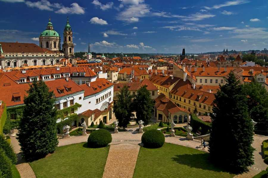 Jardín Vrtbovská. Foto: coex.cz