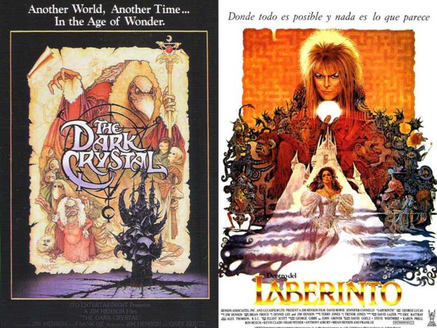 'Cristal oscuro' y 'Dentro del laberinto', dos grandes películas de Henson