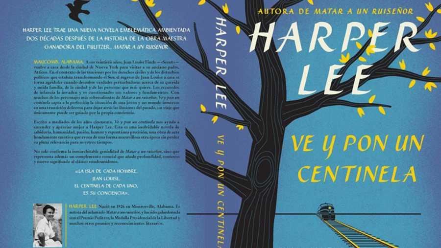 Portada de la novela 'Ve y pon un centinela' de Harper Lee