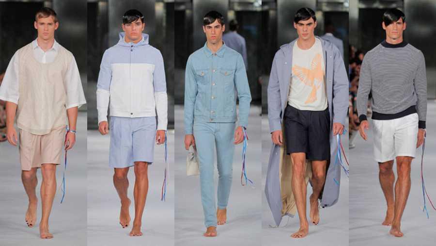 García Madrid se adentra en la moda sport con su colección para el verano de 2016.