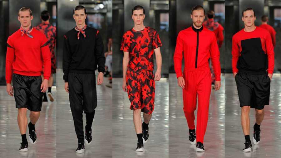 Propuestas de moda de Juanma Cabezón