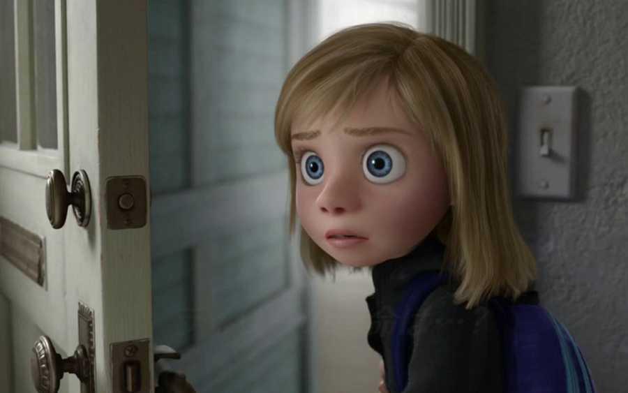 Riley Anderson, la niña en cuya mente transcurre la película 'Del revés'