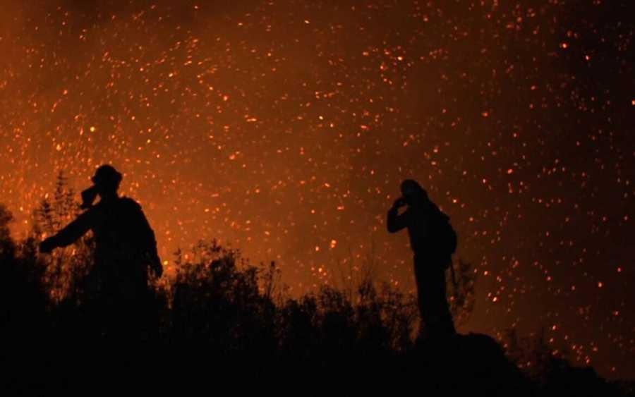 'La vida en llamas' muestra el enorme riesgo que corren los especialistas de BRICA