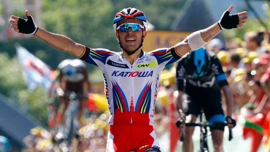 Purito será el líder del Kathusa en la Vuelta