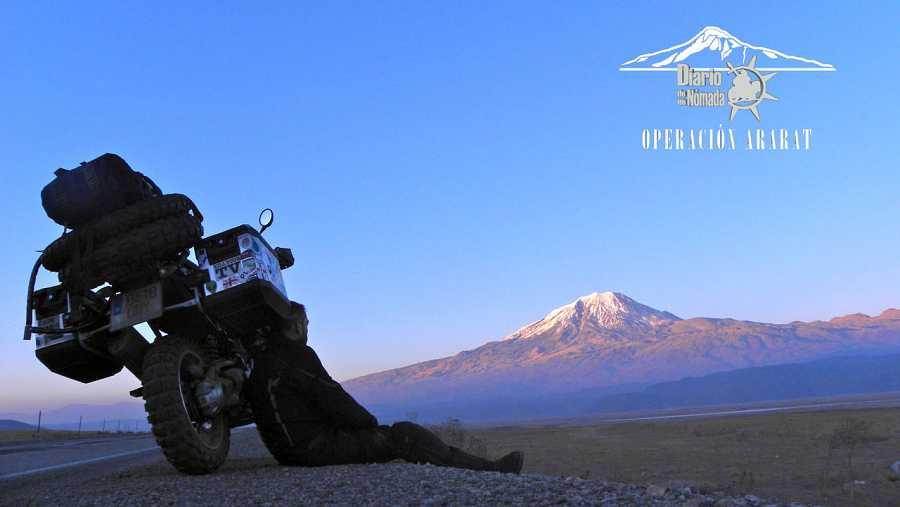 3ª Temporada Diario de un Nómada. Operacion Ararat