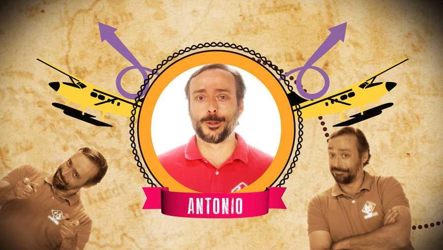 Soy Antonio, el papá de la expedición y la bomba del viaje