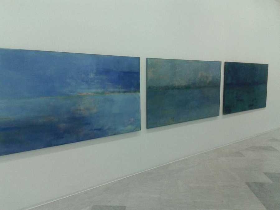 Esta obra,  cada vez más cercana a la abstracción, se incluye en una de las exposiciones más visitadas de Andalucía: