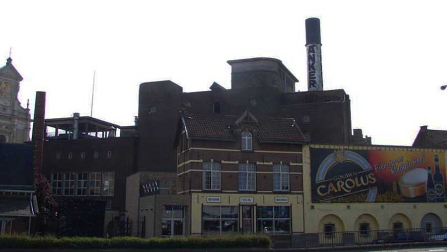 La cervecería de Het Anker, en Malinas, Bélgica