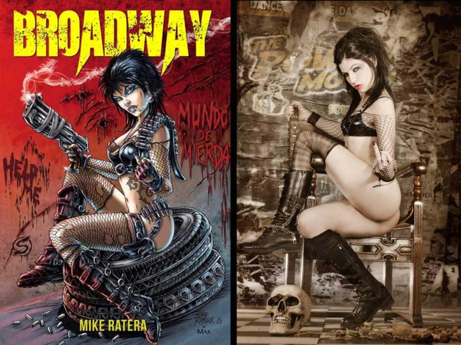 La nueva portada de 'Broadway y la fotografía en la que se basa