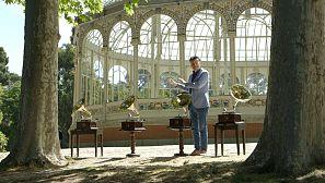 Escucharemos, frente al Palacio de Cristal del Parque del Retiro, todas las oberturas que el genio de Bonn compuso para 'Fidelio'