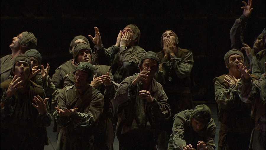 'Escuchamos' el fragmento más famoso de la ópera: el coro de prisioneros