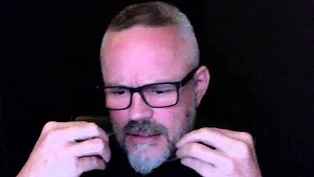 Gonzo Suárez, director de vídeojuegos y coordinador del área de desarrollo de Madrid Games Week.