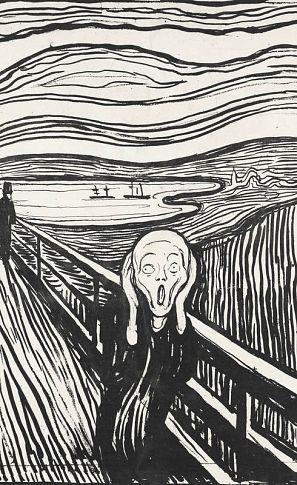 El inquietante universo de Munch más allá del grito - RTVE.es