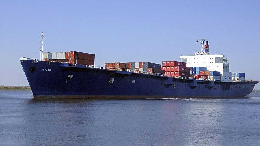 Imagen de archivo del buque mercante 'El Faro'