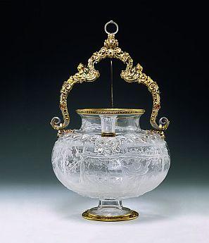 'Vaso con la historia de Noé', segunda mitad del siglo XVI.