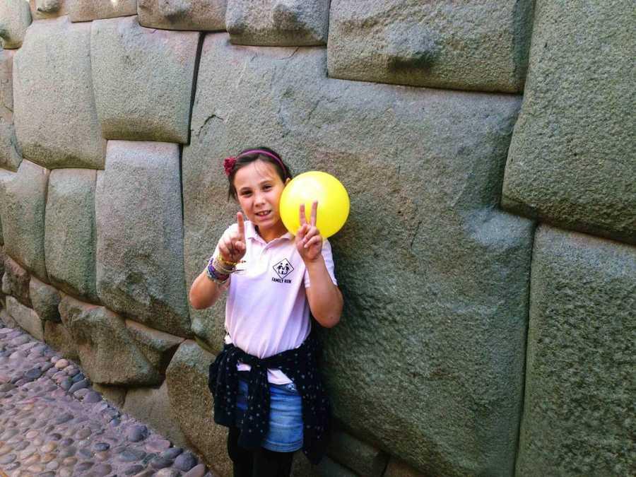 Candela en Cuzco