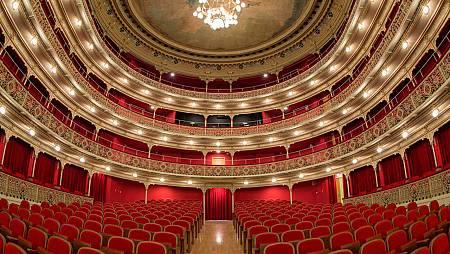El Teatro de la Comedia en 2015.