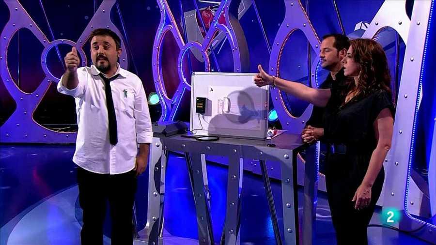 Antonio Martínez Ron hace realidad una nueva demostración en directo