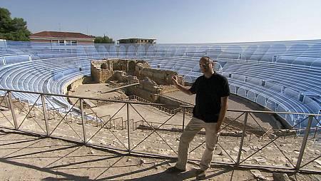 Isaac Moreno presenta 'Ingeniería Romana'