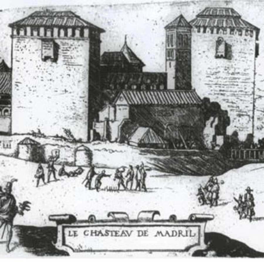 Vermeyer, Alcázar