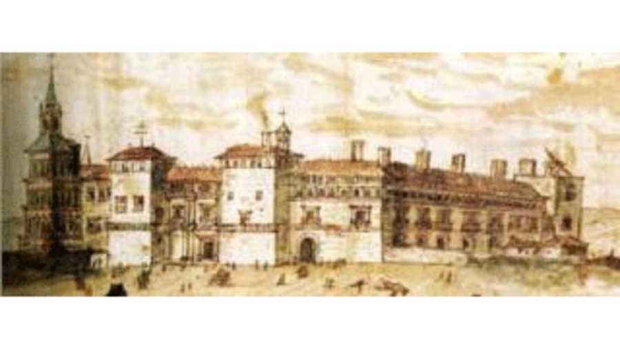 Wyjngaerde, Alcázar.