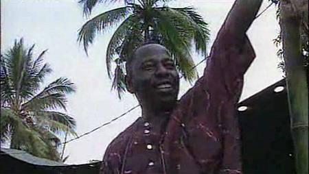 Imagen de archivo del activista ogoni Ken Saro-Wiwa (1941-1995)