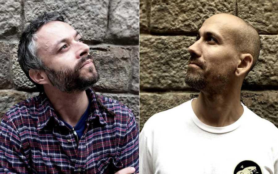Rubén del Rincón (Izda.) y Manolo Carot (Dcha.)