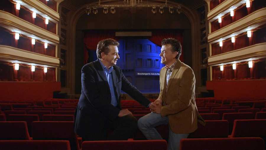 En Viena, Ramon Gener habla con el musicólogo y dramaturgo Christoph Wagner-Trenkwitz