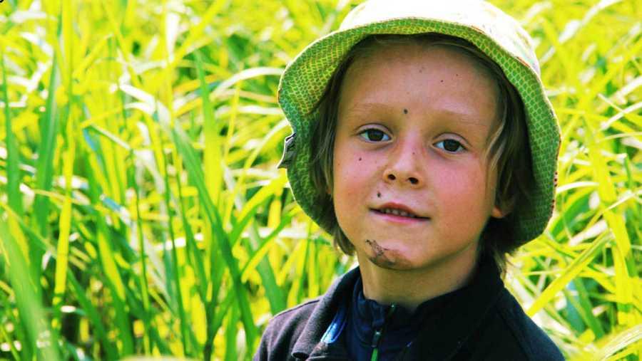 Mateo en Rurrenabaque