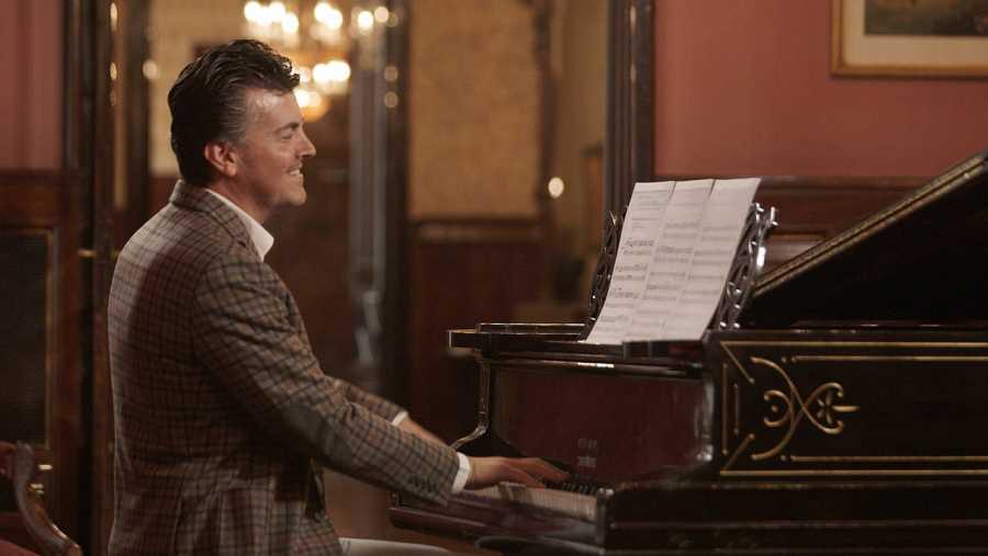 Analizamos al piano la estructura típica de todas las ópera vivaldianas