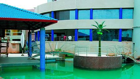 Imagen del hotel Radisson, en Bamako